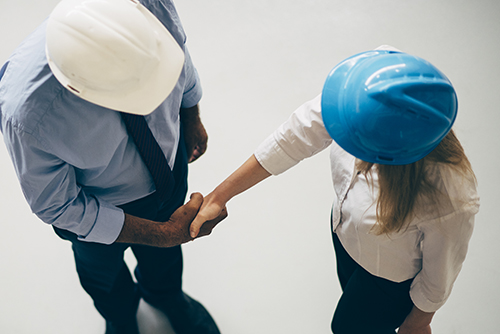 Working with the Right Construction Partner